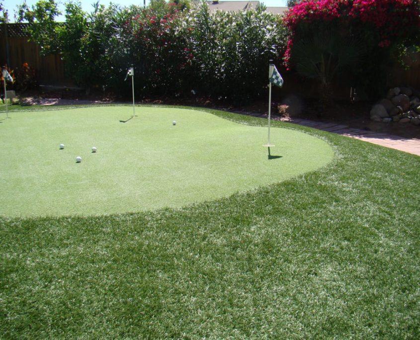 Backyard & Indoor Putting Green San Diego, Chula Vista, CA ...